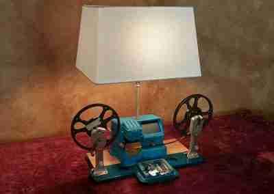 Film Splicer Lamp
