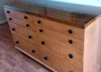 Birdseye Maple Dresser