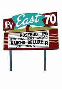 East 70 Drive-In Theater