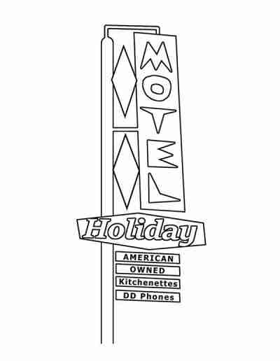 Holiday Motel BW